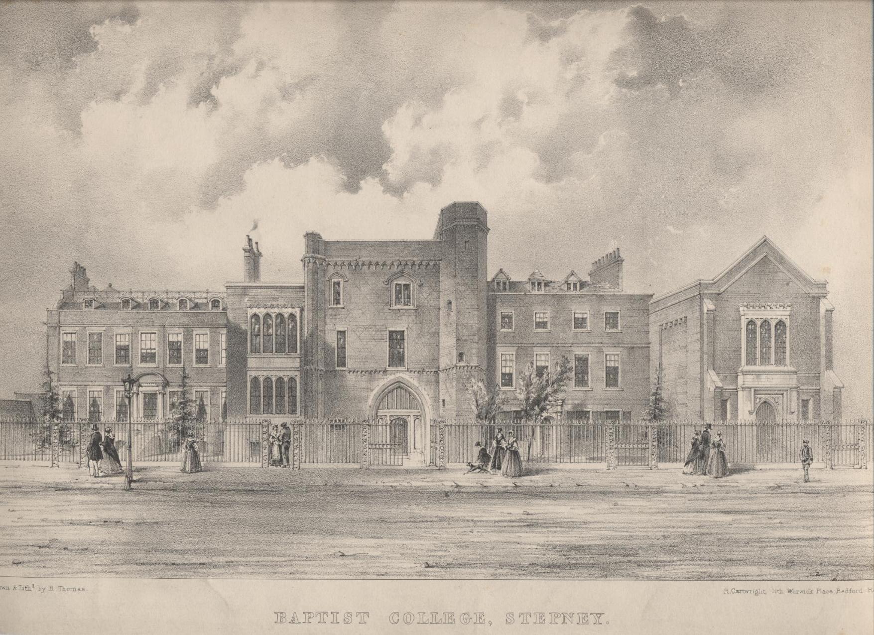 Baptist College, Stepheny