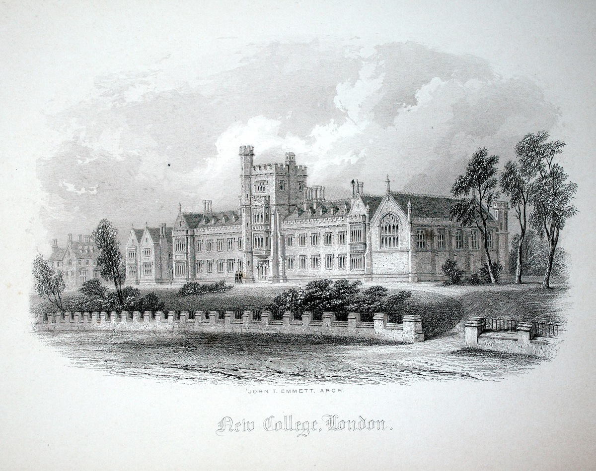 New College, London