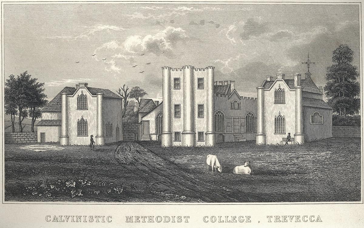 Calvinistic Methodist College, Trevecca